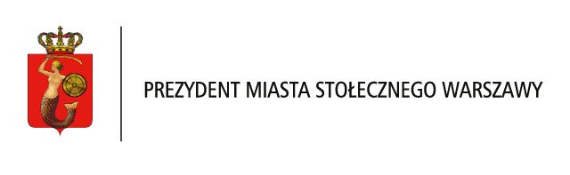 Logo Prezytenta Miasta Warszawy