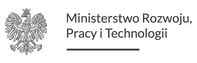 Logo Rozwój, praca technologia