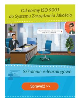 Szkolenie e-e-learning ISO 9001
