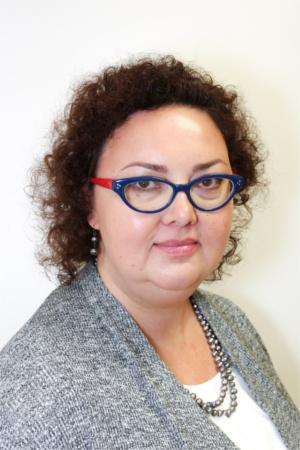 Justyna Kosieradzka zdjęcie wykładowcy